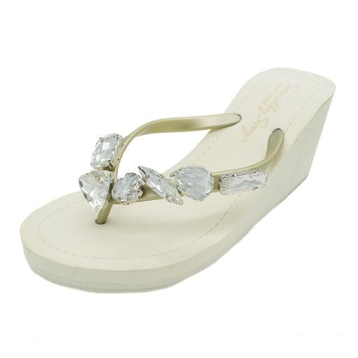Lake - Women's High Wedge