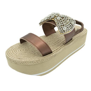 Madison - Waterproof Espadrille Platform