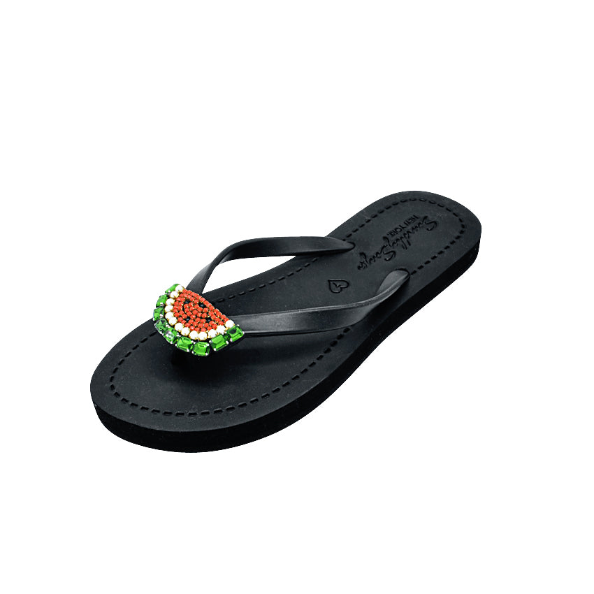 Watermelon - Women's Flat Sandal