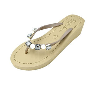 Beach Pearl - Women's Mid Wedge