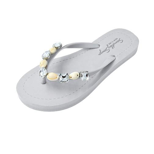Shell Beach - Women's Flat Sandal