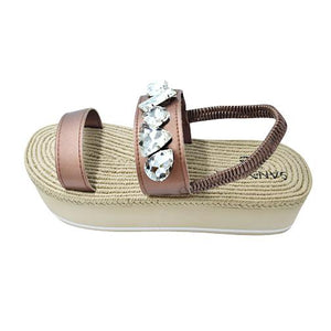 Lake - Waterproof Espadrille Platform