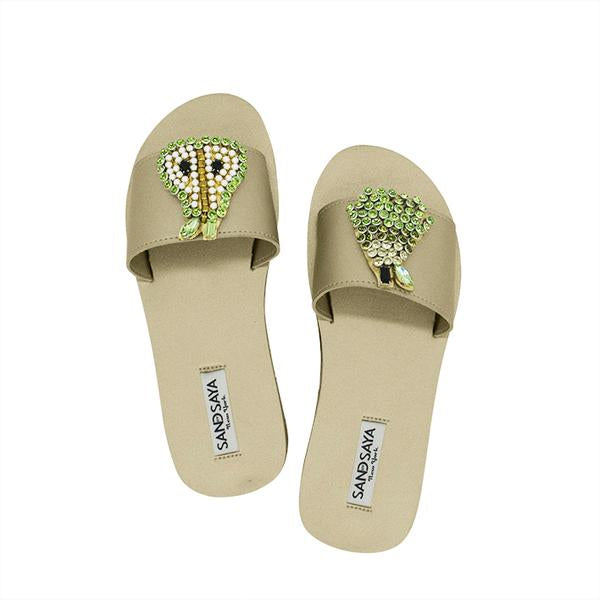 Pear - Waterproof Espadrille Flat