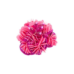 Noho Pink Flower - Brooch