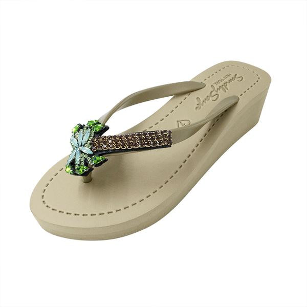 Palm Tree Ex - Women's Mid Wedge