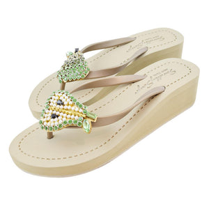 Pear - Women's Mid Wedge-Japan Stock