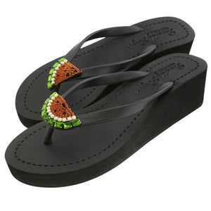 Watermelon - Women's Mid Wedge
