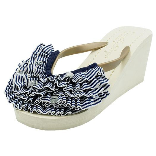 Rockaway (Triple) - Women's High Wedge
