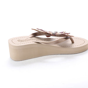 Central Park - Women's Mid Wedge-Japan Stock