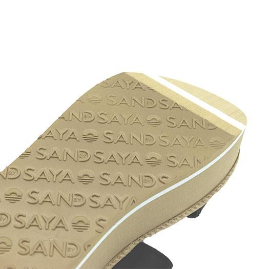 Shell Beach - Waterproof Espadrille Platform