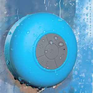 Coluna Bluetooth Waterproof