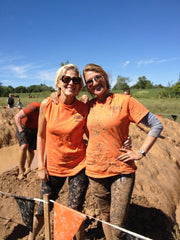We are Tough Mudder Volunteers!