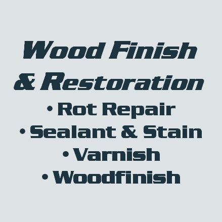 Wood Finish & Restoration