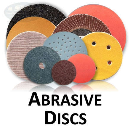 Abrasive Sanding Disc Collection