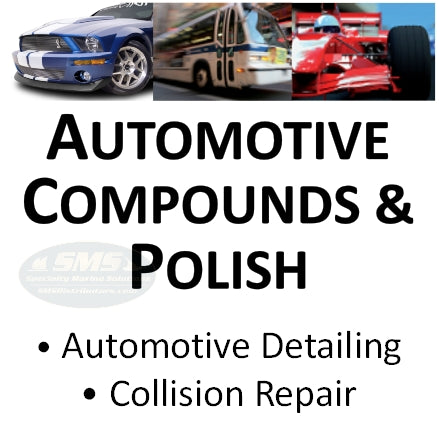 Automotive Compounds & Polishes