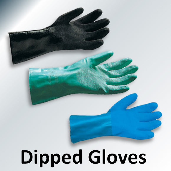 DIPPED GLOVE COLLECTION