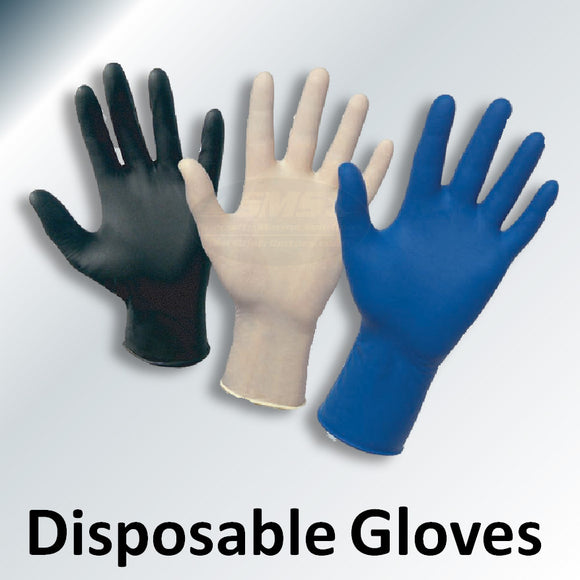 DISPOSABLE GLOVE COLLECTION