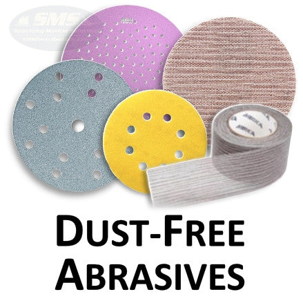 Dust-Free Sanding Abrasives