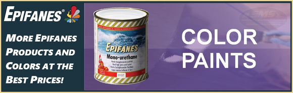 Epifanes Color Paints Collection