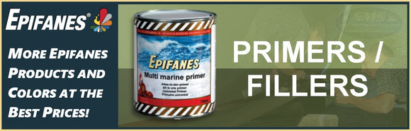 Epifanes Primer and Filler