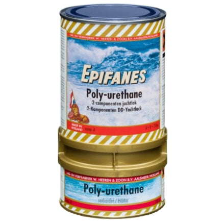 Epifanes Polyurethane Color Paint Collection
