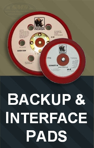 Indasa Backup Pad & Interface Pad Collection