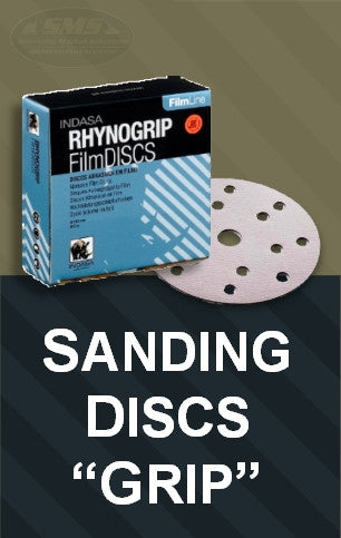 Indasa Grip Sanding Disc Collection