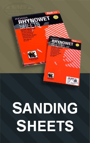 Indasa Sanding Sheet Collection