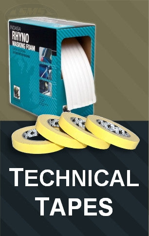 Indasa Technical Tapes Collection