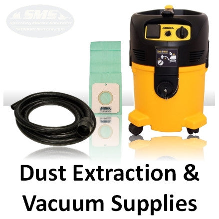Mirka Vacuum Dust Extraction Parts & Accessories Collection