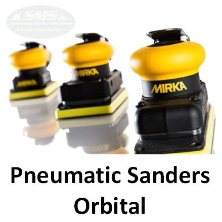 Mirka Pneumatic Orbital Sander Collection