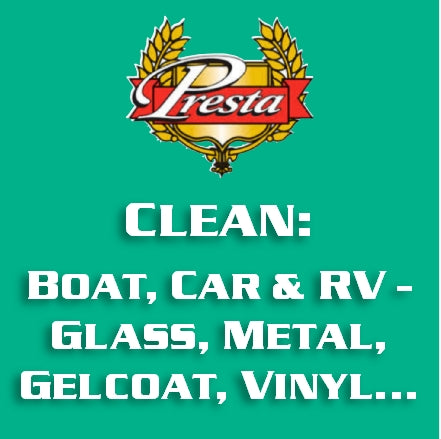 Presta Cleaning Products