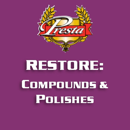 Presta Surface Restoration Products