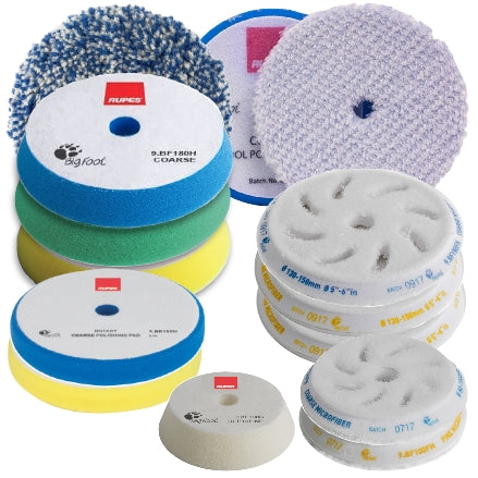 RUPES Polishing Pad Collection
