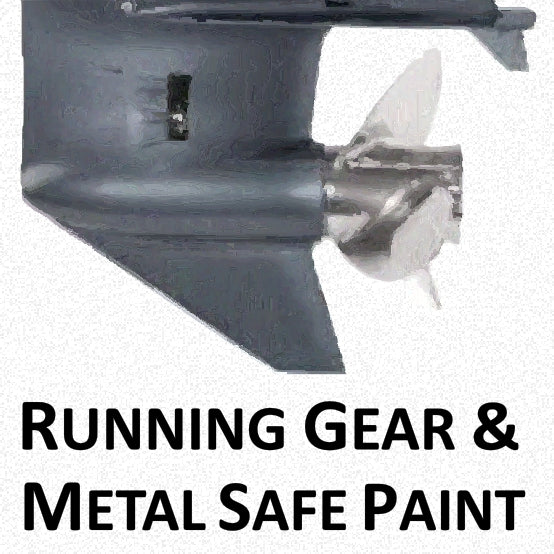 Boat Running Gear & Engine Paint