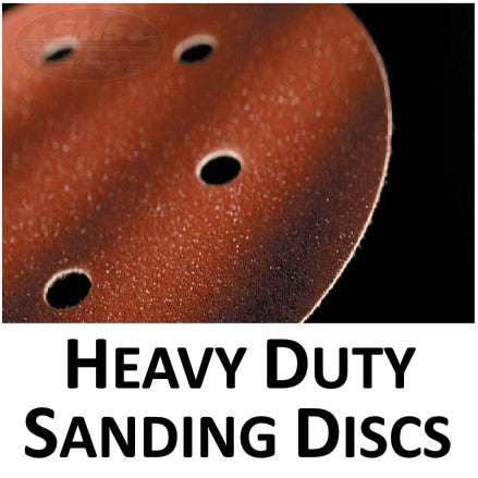 Heavy Duty Sanding Disc Collection