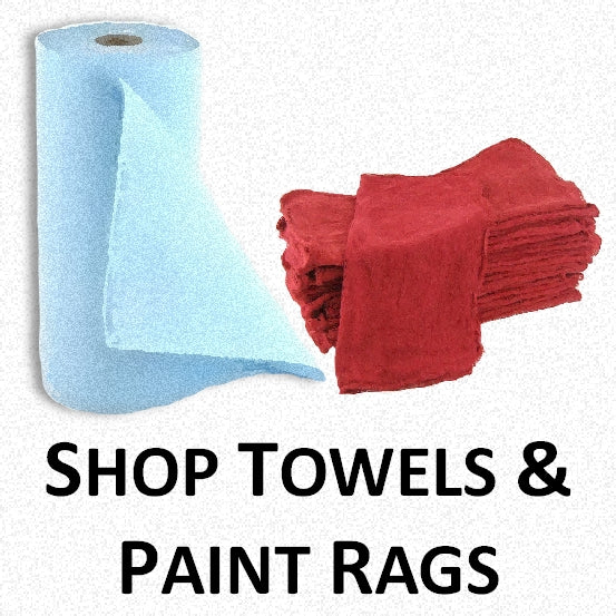 Towels, Rags and Wipes