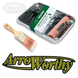 Arroworthy Brushes and Roller Covers Logo