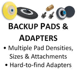 Backup Pads & Specialty Pad Adapters