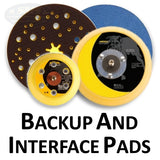 Backup Pads, Interface Pads & Pad Protector Collection