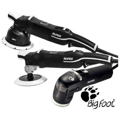 RUPES Bigfoot Polisher Collection