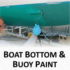 Boat Bottom Antifouling & Buoy Paint
