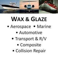 Wax & Glaze for Aerospace, Automotive, Marine, Transport, R/V and More