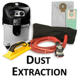 Dust Extraction, Vacuum Tools and Accessories Collection