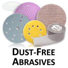 Dust-free Vacuum Abrasives Collection