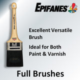 Epifanes Premium Full Brushes