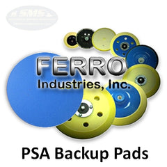 Ferro Vinyl Face Backup Pads for PSA Adhesives
