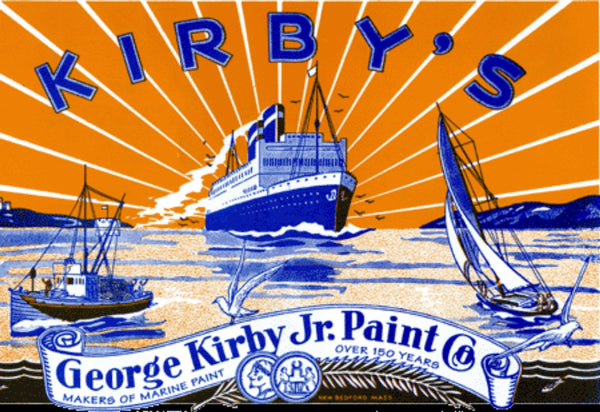 George Kirby Jr Paint Company, Since 1846!