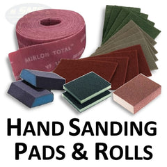Hand Sanding Pad Collection