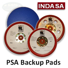 Indasa PSA Backup Pad Collection